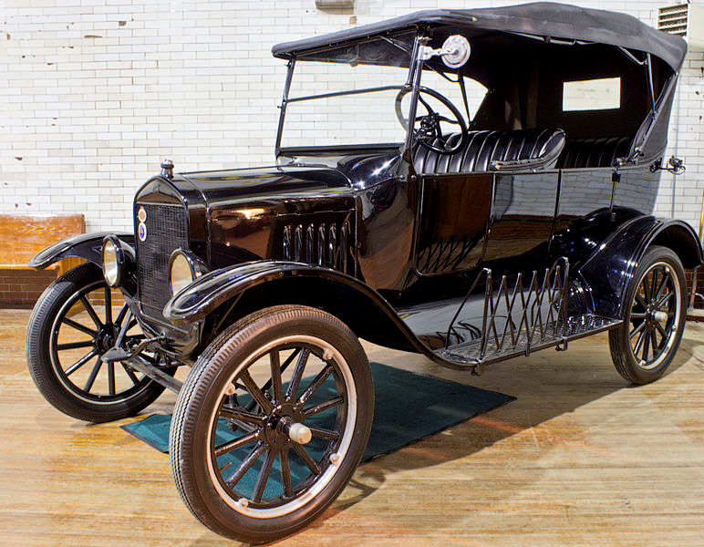 Old Car- JConnelly blog- How to Build a CSR Program