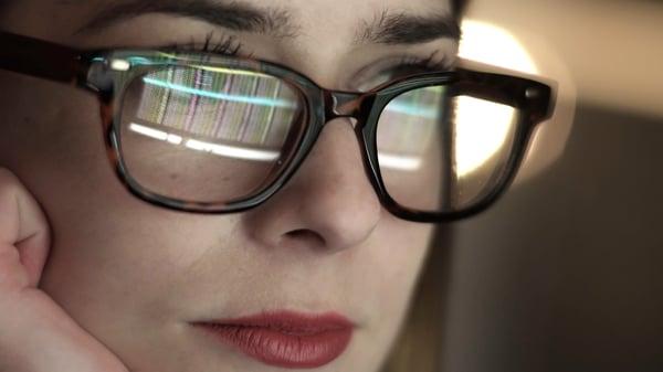 Closeup of Woman-JConnelly blog- Looking to Start a Deeper Conversation