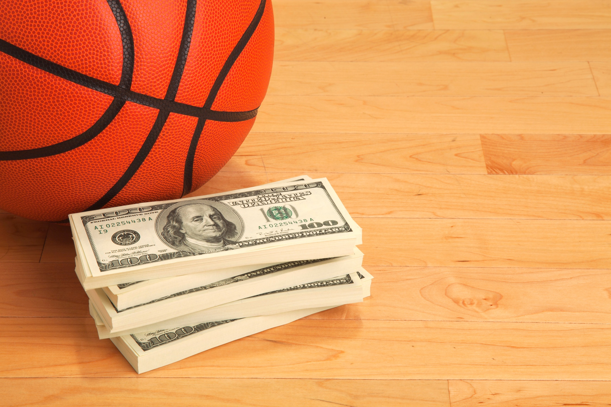 Financial literacy is lacking leaving young athlete millionaires at a disadvantage. .jpg
