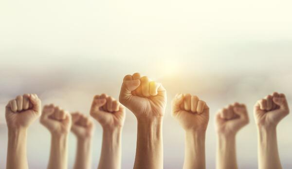 Fists in the air- JConnelly blog- Here's How Brands Can Use Their Newfound Power