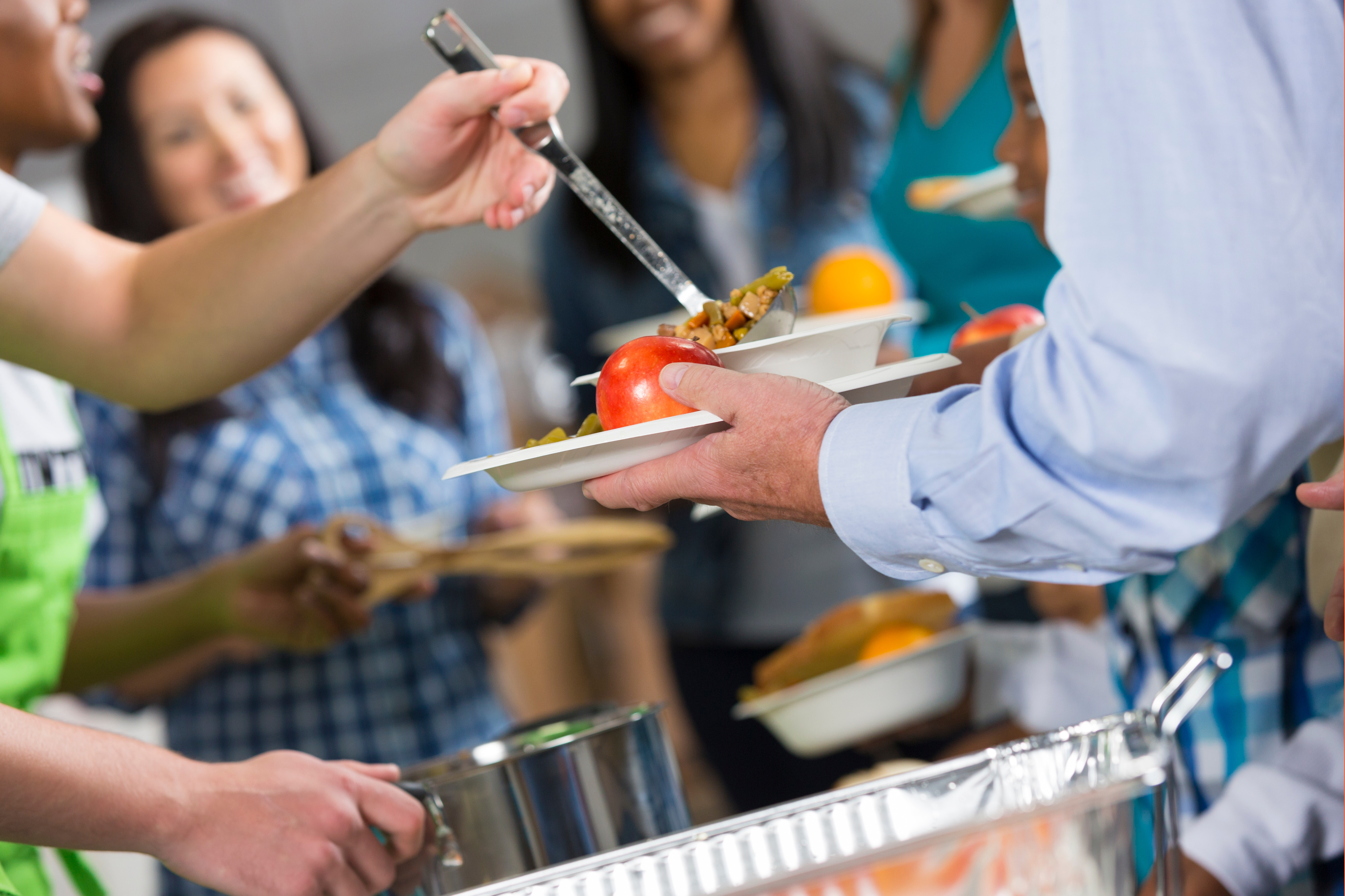 Get involved in charitable events to help build business relationships.jpg