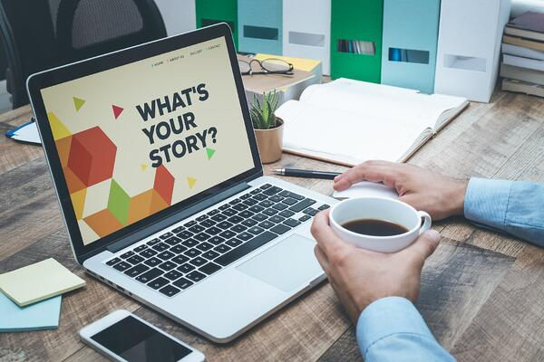 JConnelly blog--Selling Your Brand Story