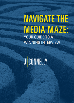 JConnelly Media Maze ebook Cover