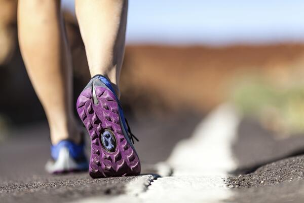Person running- JConnelly blog- hoe to make your media hits go the extra mile