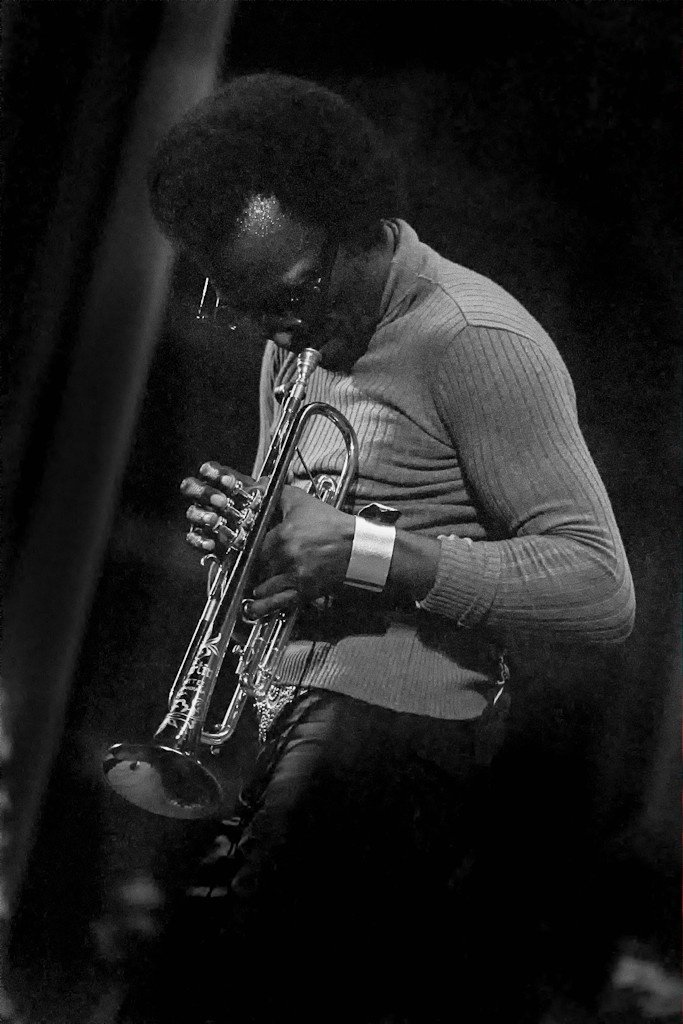 Miles Davis was more than a great musician. He was a mentor who gave life lessons both on and off the bandstand.