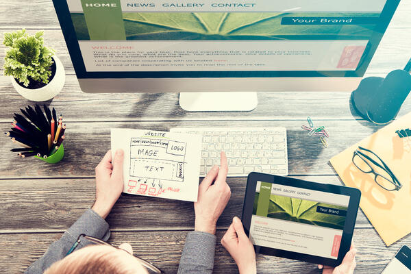 Optimize Website- JConnelly Blog- How Financial Firms can use SEO in their Content
