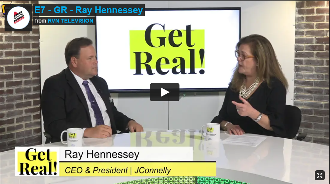 Ray Hennessey on Get Real