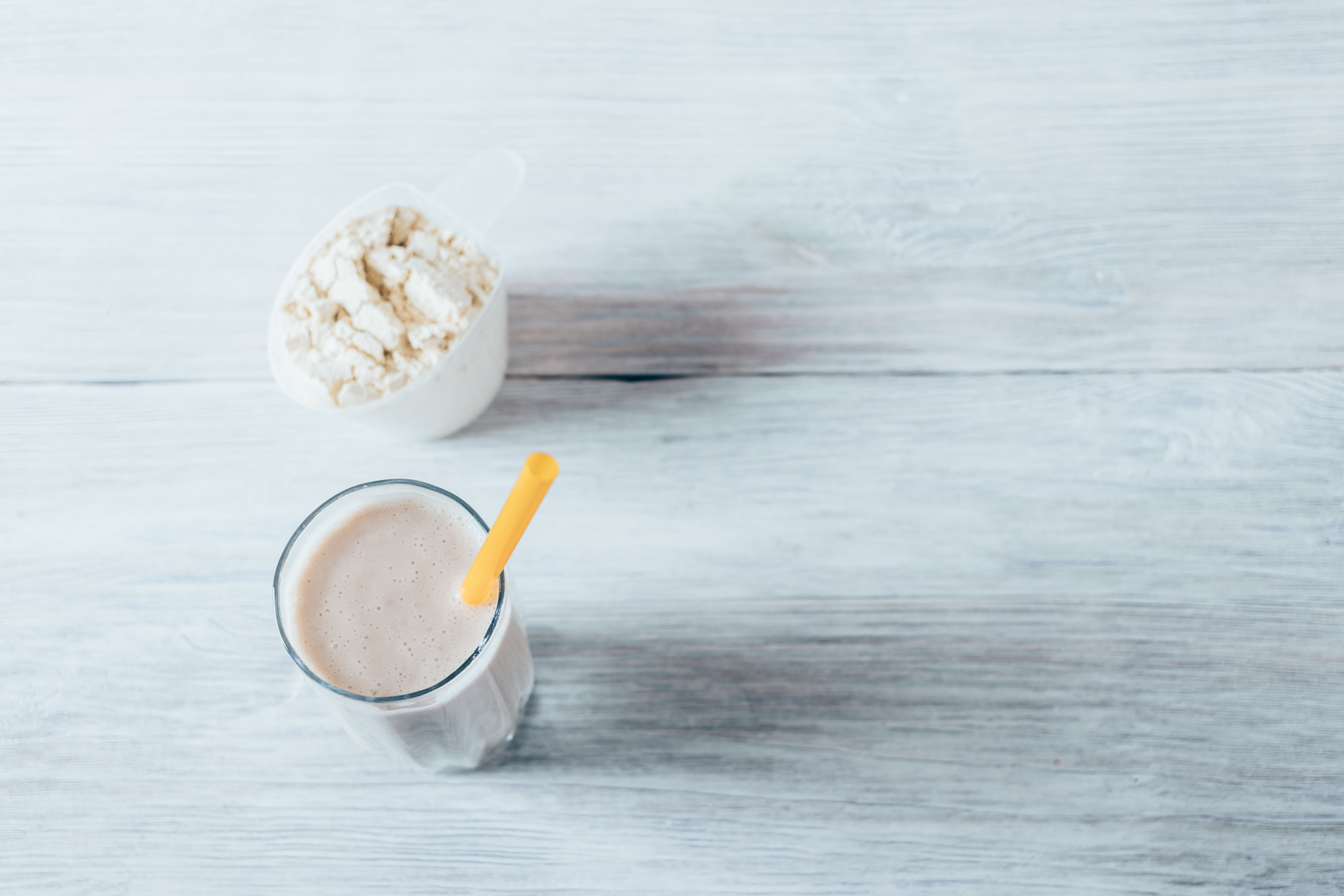 ice cream and milk on counter - JConnelly Blog - Soylent Innovation in Eating or Ingenious Marketing