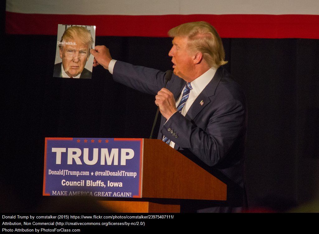 Trump's mastery of earned media offers lessons for marketers of all kinds. .png