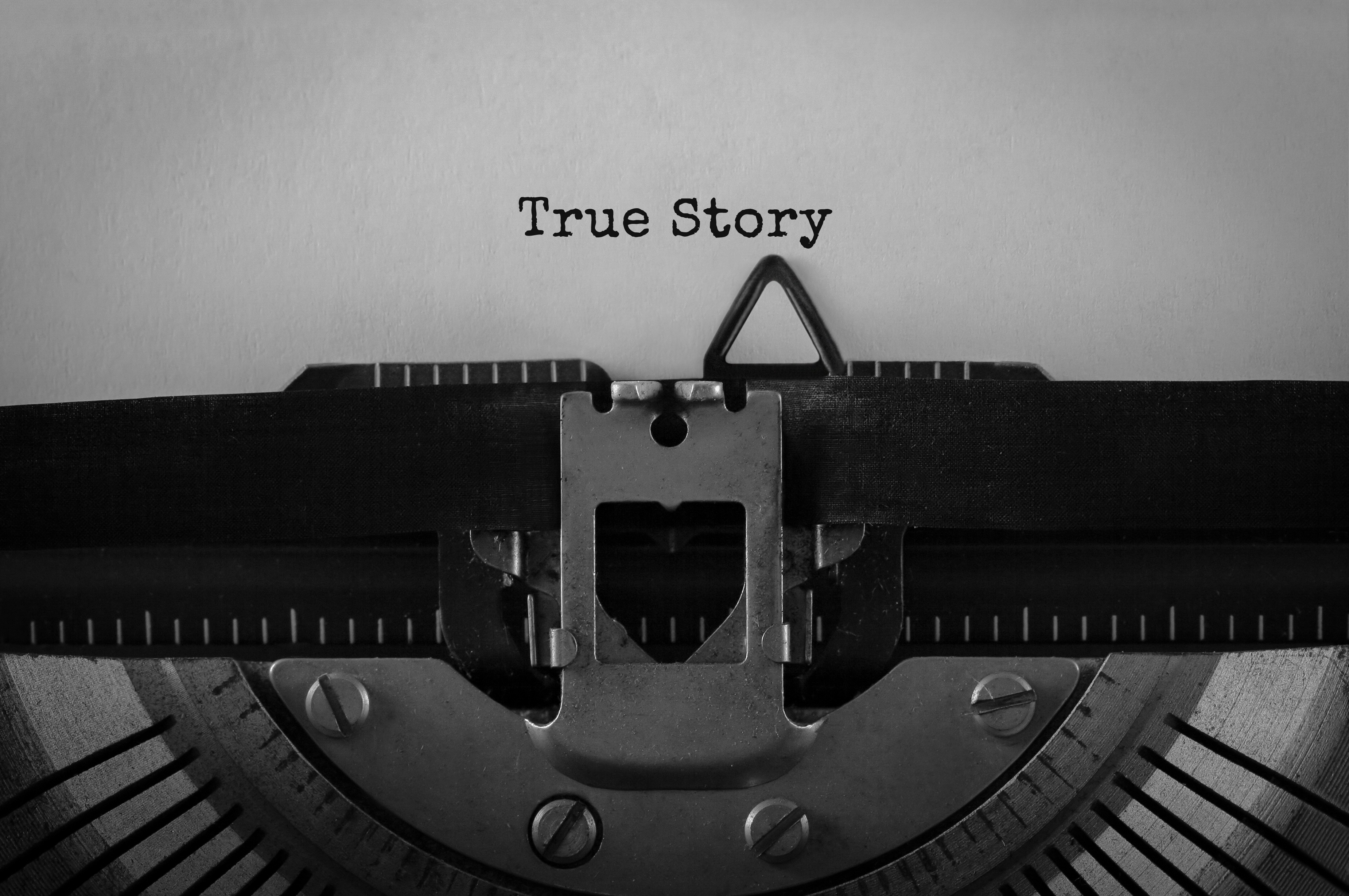 Typewriter. JConnelly blog- Honesty Needs to Be The Core of All You Do by Ray Hennessey