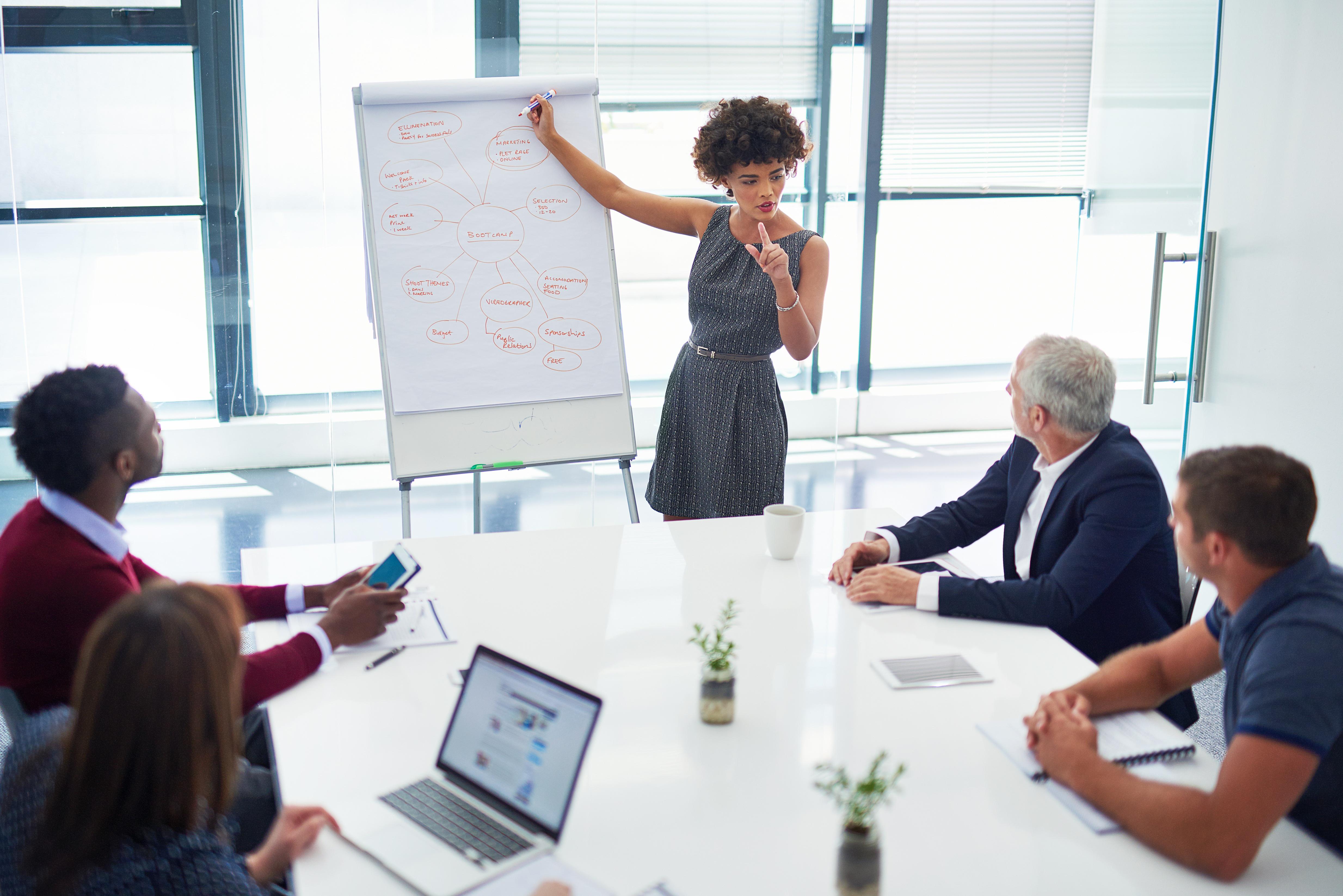 Woman leading meeting easel.jpg